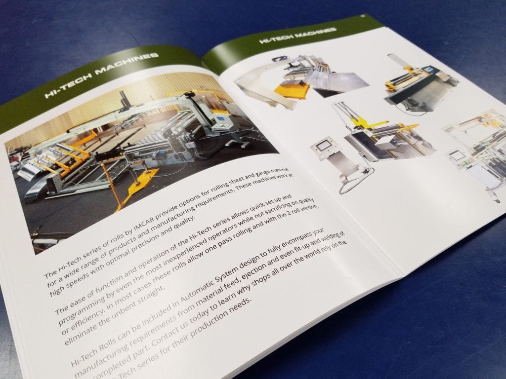 Fabrication Technology Solutions Brochure - Graphic Design - Print - Absolute Technology Solutions - Inner Page 3