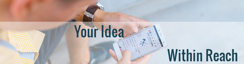 Your Mobile Application Idea within Reach